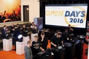 Open Days 2016 bei Huss Licht & Ton
