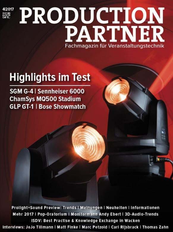 PRODUCTION PARTNER Ausgabe 4 2017