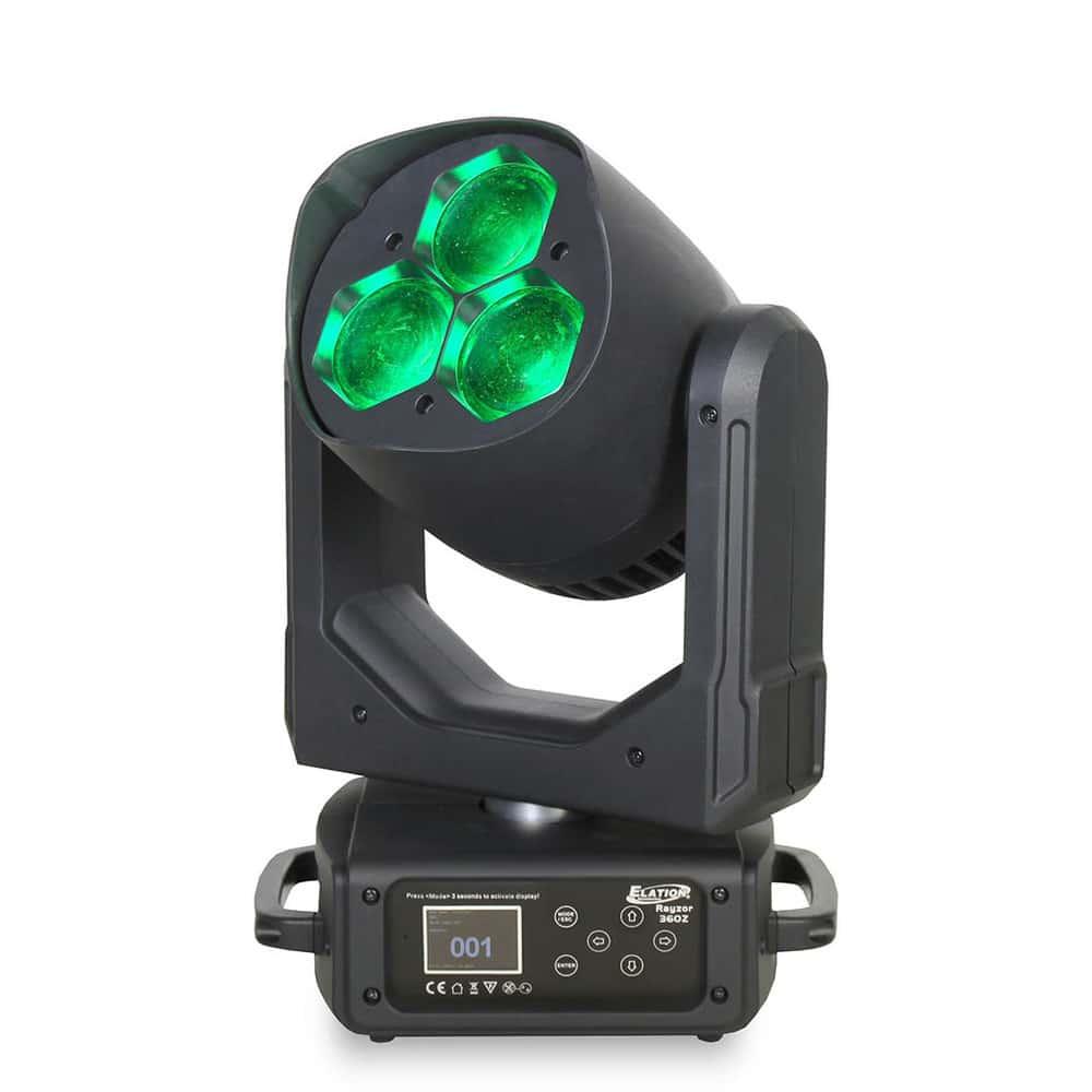 LED-Beam/Wash Rayzor 360Z von Elation