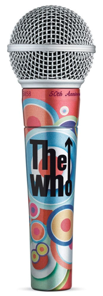 The Who Mic