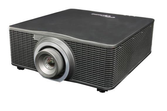 "Optoma ZU850 Projektor mit ""MultiColor Laser""-Technologie"