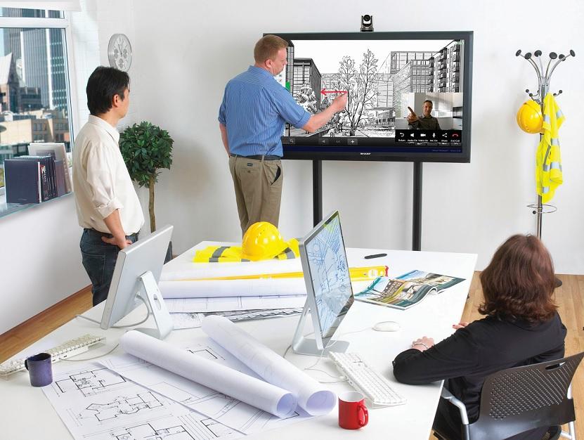 Sharp Video Collaboration