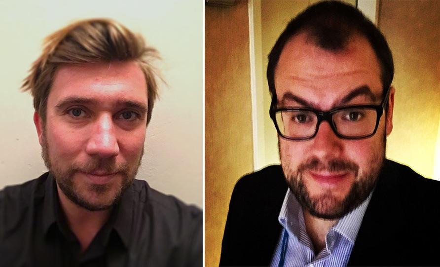 Bart Meeus (l.) und Tobias Kronenwett sind ab sofort Teil der neu gegründeten Business Development Abteilung von Sono VTS.