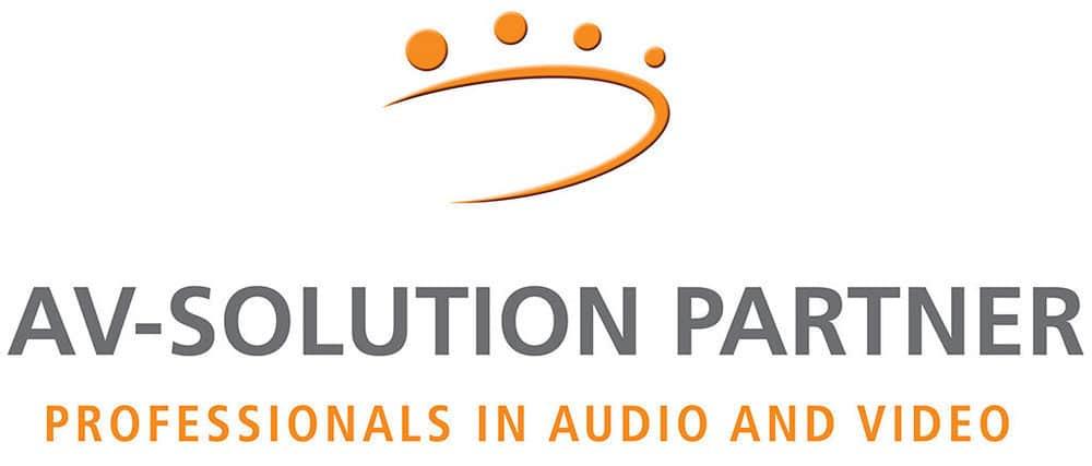 AV Solution Partner Logo