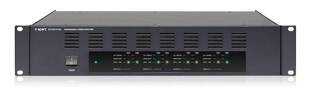 Apart Audio präsentiert REVAMP8250