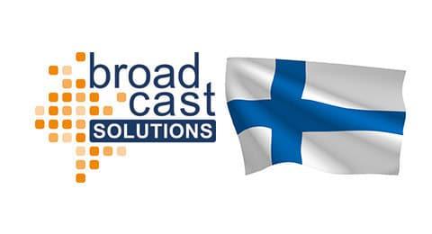 Broadcast Solutions entdeckt Finnland für sich als Markt