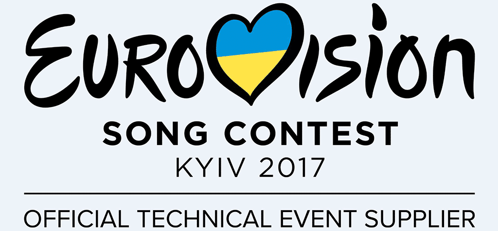 Eurovision Song Contest in Kyiv 2017 - Logo