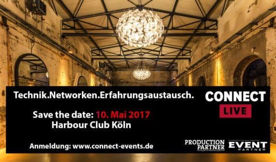 Connect @ Harbour Club Köln