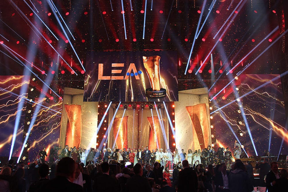 PRG LEA Award 2017