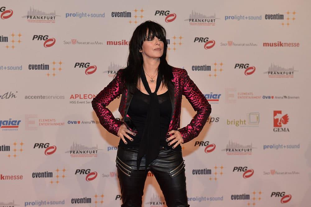 Nena beim LEA Award 2017