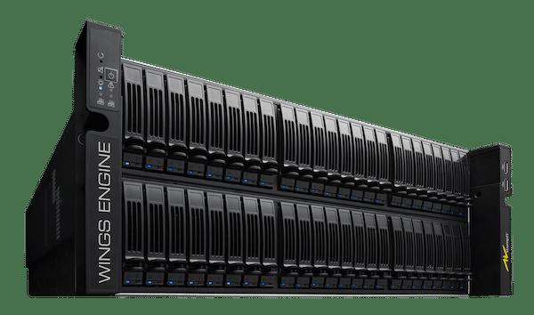 AV Stumpfl Raw Server