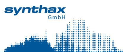Synthax Logo