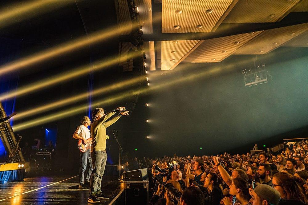 Lukas Graham auf Europa Tournee