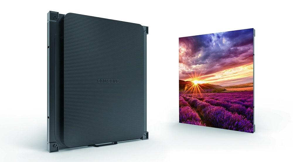 Der Samsung Cinema Screen ist die weltweit erste Display-Lösung für die Kino-Branche und wird aktuell gemäß den DCI Richtlinen zertifiziert.