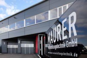 MAURER VERANSTALTUNGSTECHNIK GmbH