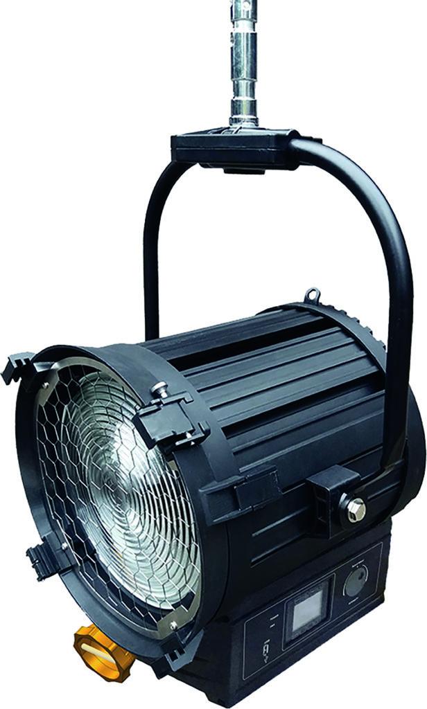 LED-Fresnel-Scheinwerfer Philips Strand 400F