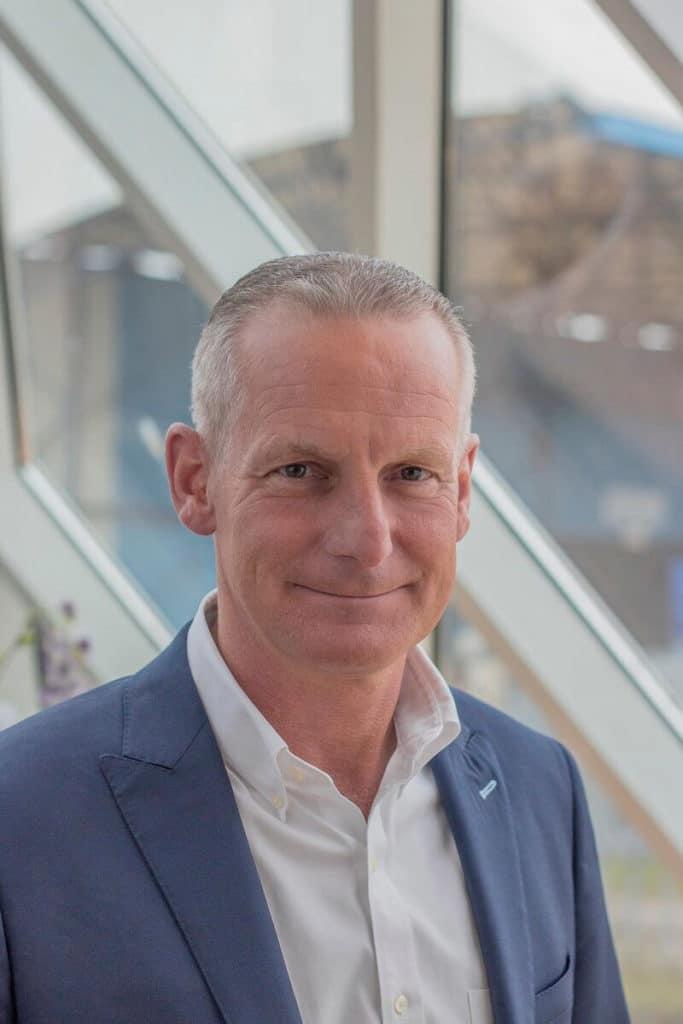 Arnout de Hair, CEO DE Boer Structures