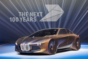BMW The next 100 years