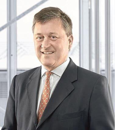 Berndt Zoepffel, CEO Losberger