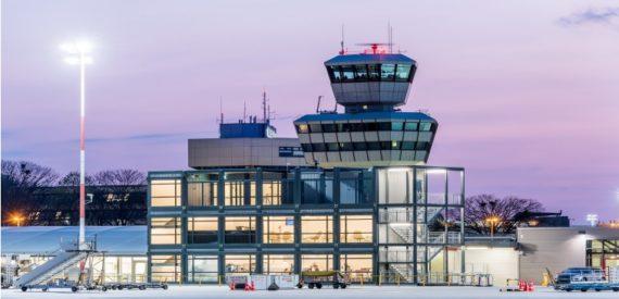 Cramo Adapteo Airport Lounge