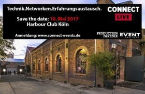 Connect 2017 @ Harbour Club Köln