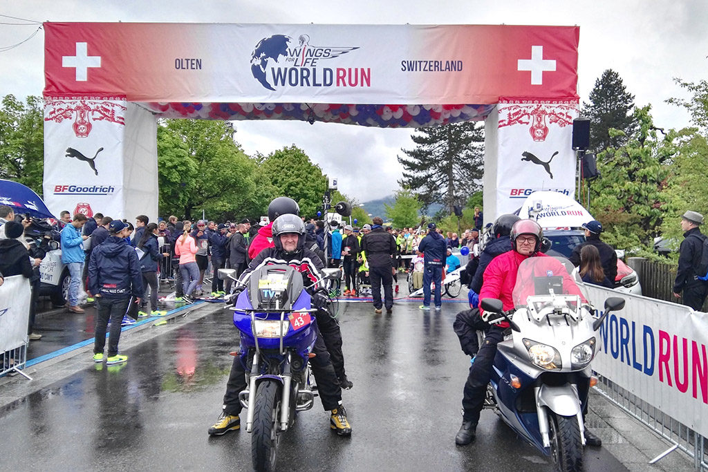 Wings for Life World Run 2017:
