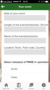 App des APWPT