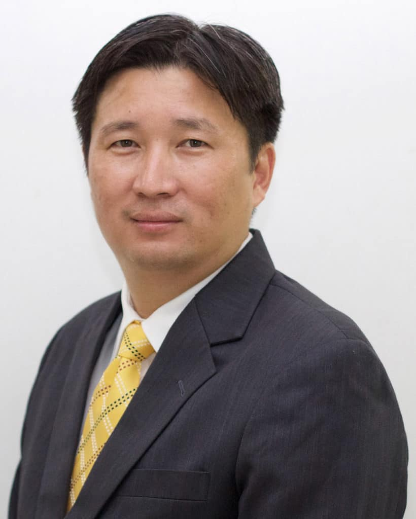 Joe Tan, General Manager Asia Pacific Broadcast Solutions