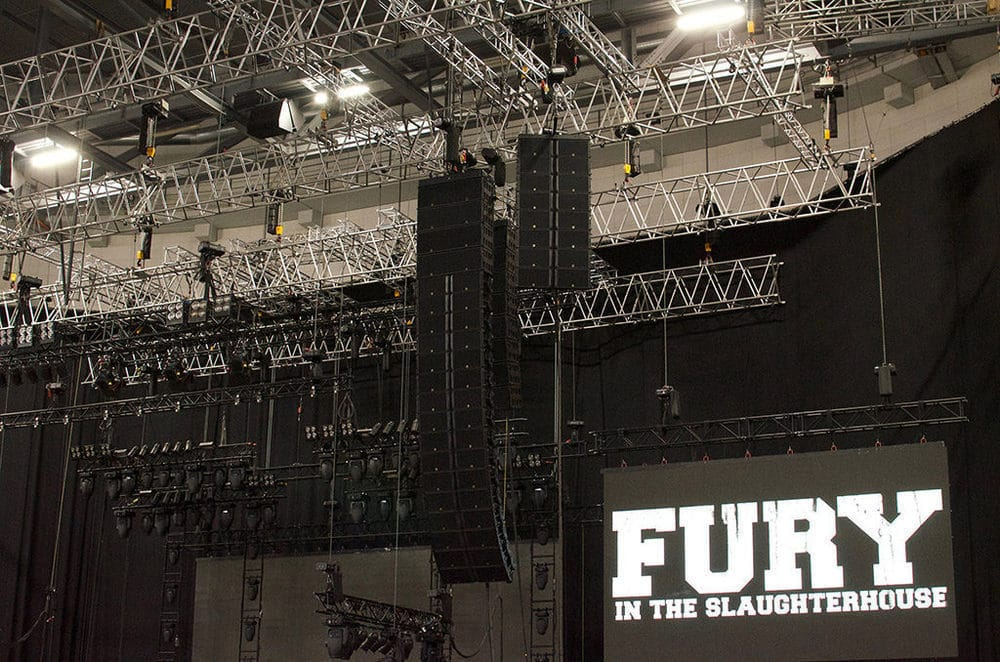 Line Array von L-Acoustics