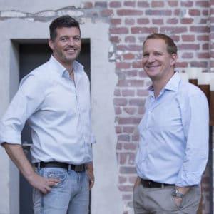 Björn Christoffer (l.) und Andreas Bauer, Lieblingsagentur