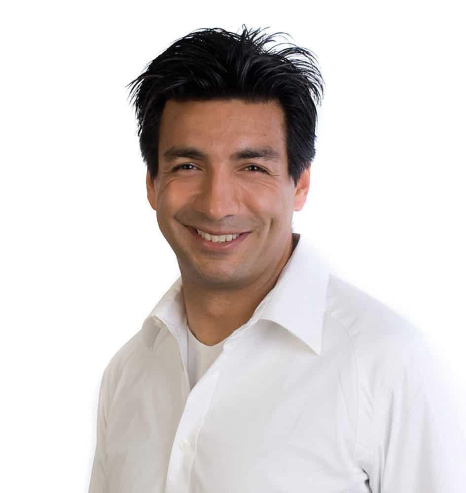 Okan Tombulca, Geschäftsführer der EPS-Gruppe
