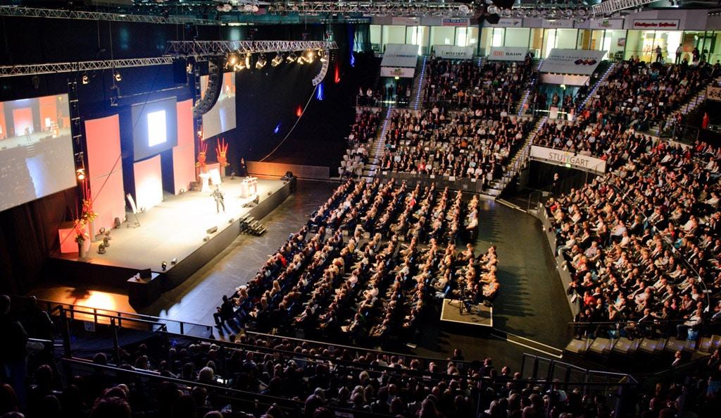 Wissensforum in Stuttgart 2011