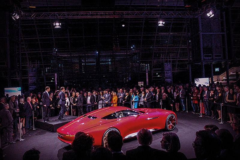 PINK Event Service Gala Leipzig Messe Mercedes 2017