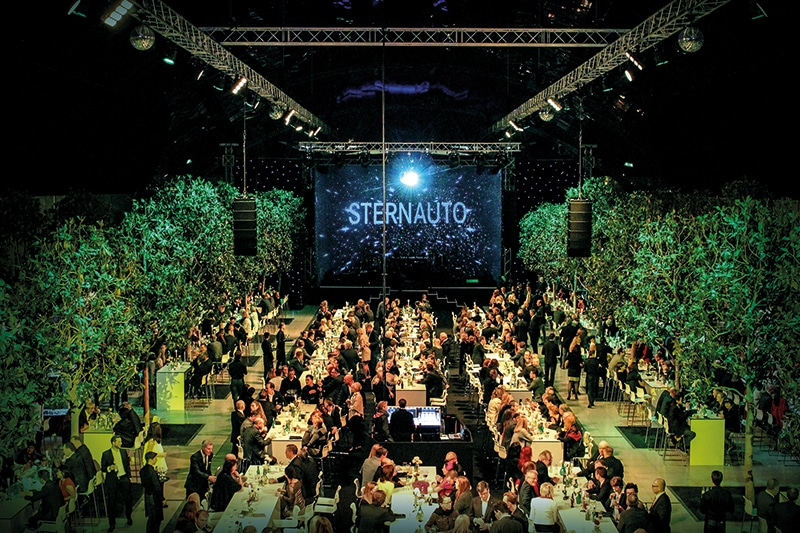 PINK Event Service Gala Show Leipzig