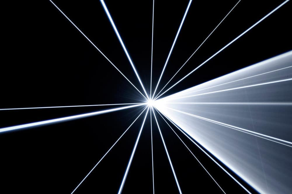 Laserstrahlen