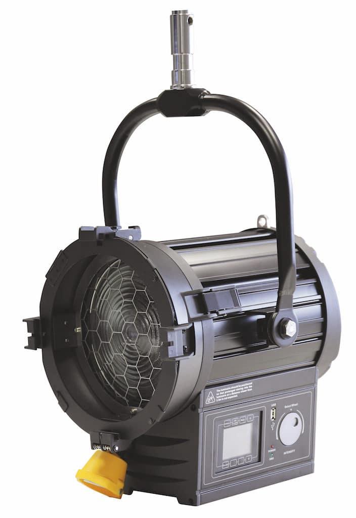 LED-Fresnel-Scheinwerfer Philips Strand 200F