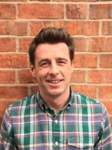 Anthony Sinclair ist Geschäftsführer der neuen EPS Niederlassung in England.