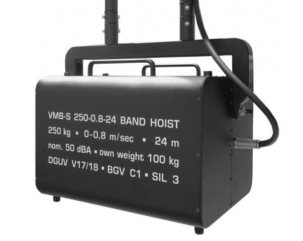 VMB-S 250-0.8-24 von Movecat