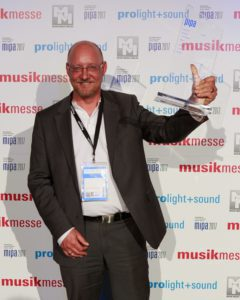 Hartmut Kulessa, Marketing Manager Projectors Europe, Panasonic