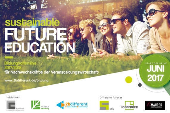 sustainable Future Education by FAMAB