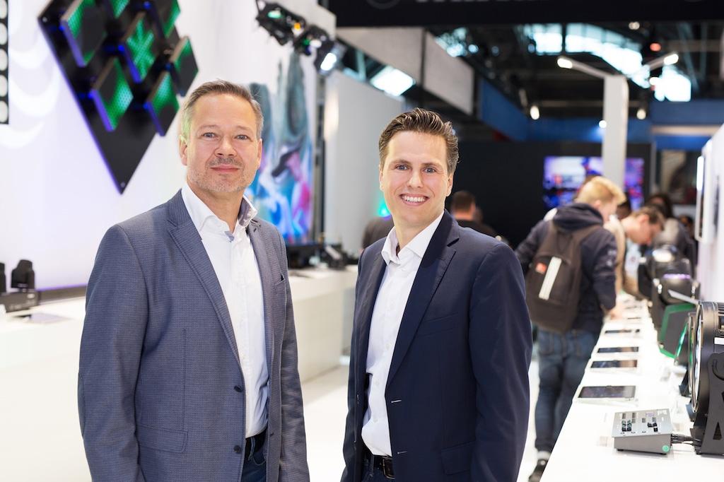 Markus Jahnel und Alexander Pietschmann