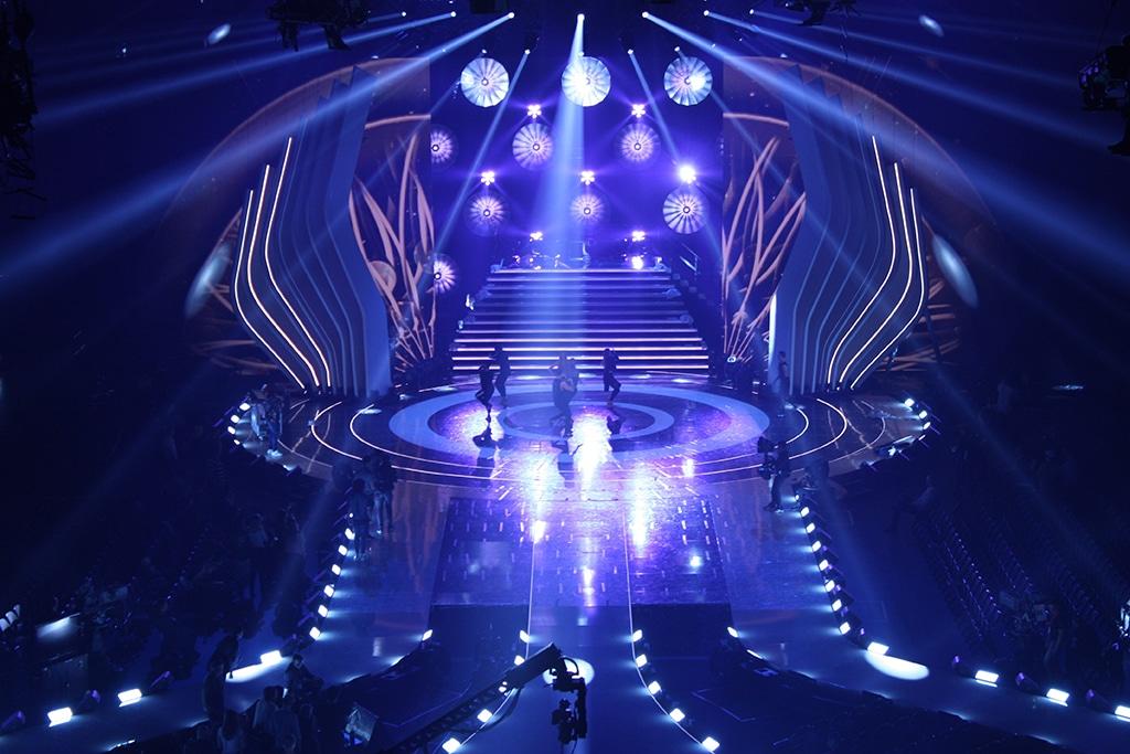 Ayrton Magic Panel-FX bei Germany´s Next Topmodel