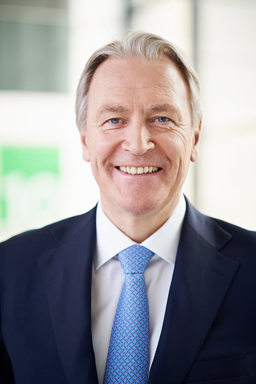 Gerald Böse, Vorsitzender der Geschäftsführung Messe Köln