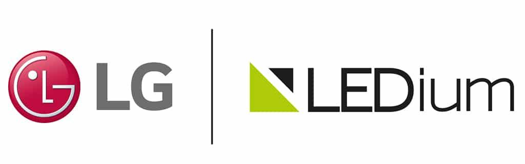 LG LEDium