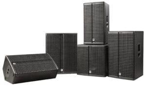 Die Linear 3 Familie von HK Audio