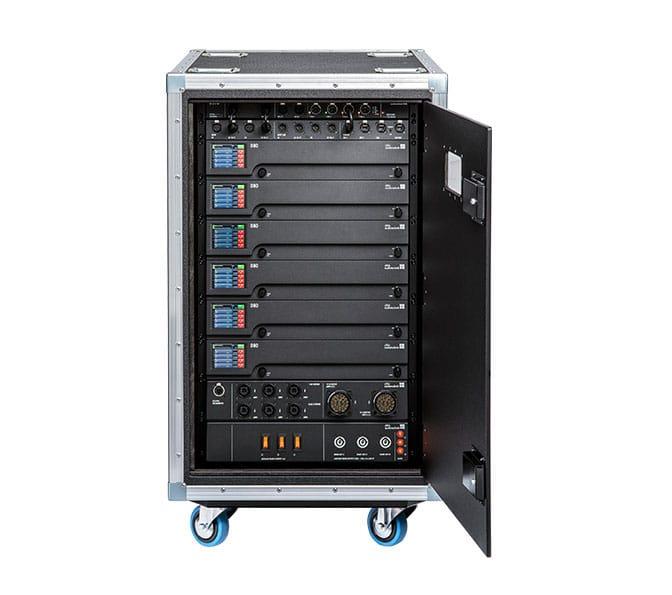 Major d&b Audiotechnik Rack D80