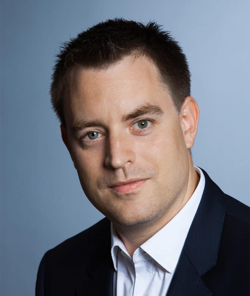 Daniel Url, Managing Director of Qvest Media in Europe