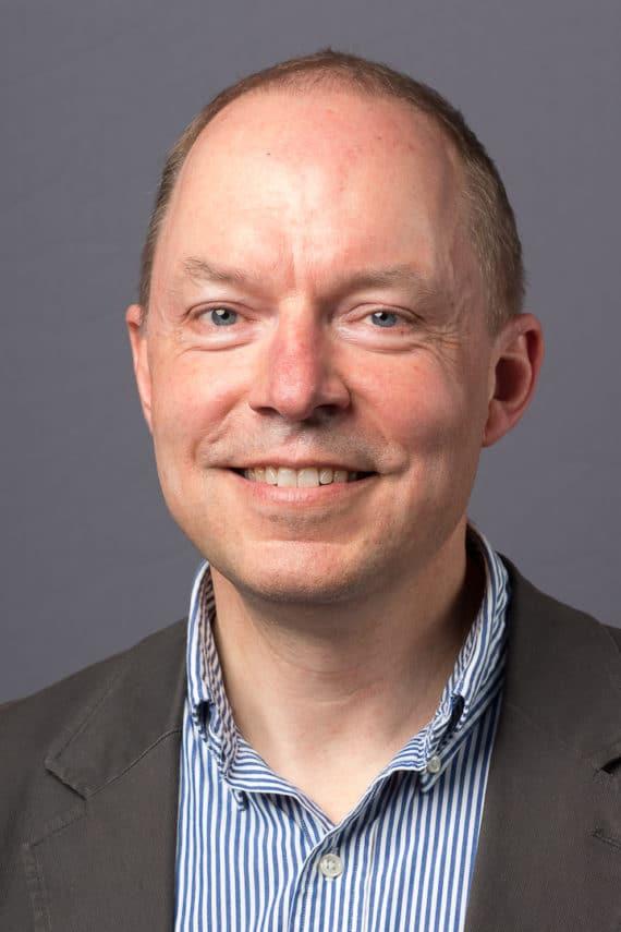 Peter Thomson, Managing Director von Qvest Media in Nordeuropa