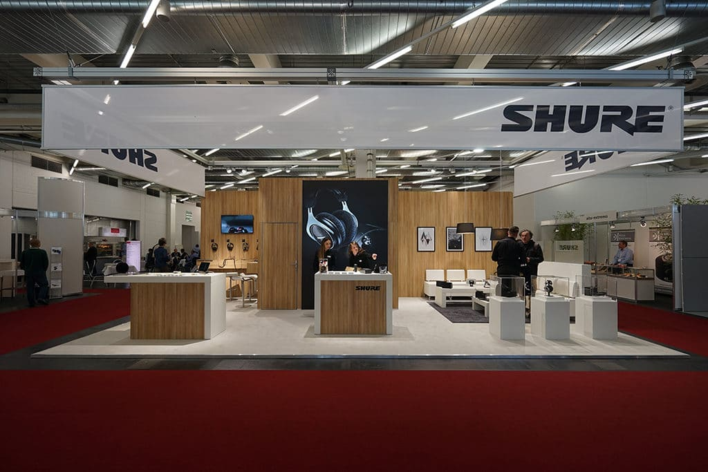 Shure auf der High End 2017