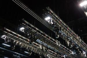 Lichttechnik von Feiner Lichttechnik im Hessischen Staatstheater